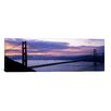 <strong>Panoramic Golden Gate Bridge, San Francisco, California Photographi...</strong> by iCanvasArt