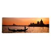 <strong>iCanvasArt</strong> Panoramic Santa Maria Della Salute, Venice, Italy Photographic Print on Canvas