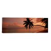 iCanvas Panoramic Fihalhohi Island, Maldives Photographic Print on Canvas