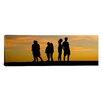 iCanvas Panoramic Baldwin Hills Scenic Overlook, Los Angeles County, California Photographic Print on Canvas