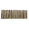<strong>iCanvasArt</strong> Panoramic Trees in the Forest, Red Alder Tree, Olympic National Park, Washington State Photographic Print on Canvas