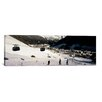 iCanvas Panoramic Ski Lift in a Ski Resort, Sankt Anton am Arlberg, Tyrol, Austria Photographic Print on Canvas