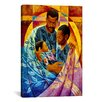 "iCanvas ""Tender Moments"" Canvas Wall Art by Keith Mallett"