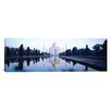 iCanvas Panoramic Taj Mahal India Photographic Print on Canvas