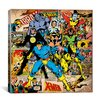 <strong>Marvel Comics Book X-Men on X-Men Covers and Panels Graphic Art on ...</strong> by iCanvasArt
