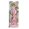 iCanvas Moët and Chandon White Star 1899 Canvas Wall Art by Alphonse Mucha