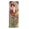 iCanvas Emerald, 1900 Canvas Print Wall Art