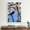 <strong>iCanvasArt</strong> 'Reflection Bear Mountain' by Harold Silverman - Foilage and Greenery Photographic Print on Canvas
