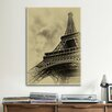 iCanvas 'Parisian Spirit' by Sebastien Lory Photographic Print on Canvas
