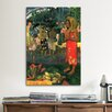 iCanvas 'Hail Mary' by Paul Gauguin Painting Print on Canvas