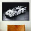 iCanvas Cars and Motorcycles Ferrari Enzo Gemballa Mig-u1 Photographic Print on Canvas
