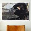 iCanvasArt Affiches Et Estampes (Pierre Fort) Vintage Advertisement on Canvas