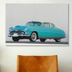 iCanvas Cars and Motorcycles 1953 Hudson Hornet Twin Power Photographic Print on Canvas