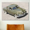 iCanvasArt Cars and Motorcycles 1948 Tucker Sedan Photographic Print on Canvas