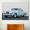 iCanvas Cars and Motorcycles 1956 Studebaker Sky Hawk Coupe Photographic Print on Canvas