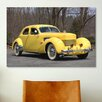 <strong>iCanvasArt</strong> Cars and Motorcycles 1937 Cord 812 Sc Beverly Photographic Print on Canvas