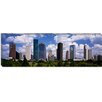 iCanvas Panoramic Buildings in a City, Houston, Texas Photographic Print on Canvas