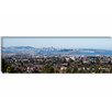 iCanvasArt Panoramic Buildings in a City, Oakland, San Francisco Bay, California Photographic Print on Canvas