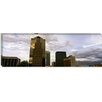 iCanvas Panoramic Buildings in a City with Mountains Tucson, Arizona Photographic Print on Canvas