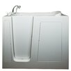 "<strong>Ella Walk In Baths</strong> Deep 55"" x 35"" High Soaking Walk-In Bathtub"