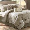 Premier Comfort Madison Park Kayle 7 Piece Jacquard Comforter Set