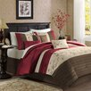 Premier Comfort Madison Park Serene 7 Piece Comforter Set