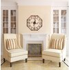 "Cooper Classics Oversized 28"" Ruhard Wall Clock"