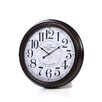 "<strong>Oversized 24.5"" Calhoun Wall Clock</strong> by Cooper Classics"