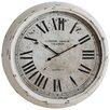 "Cooper Classics Oversized 24"" Daria Round Wall Clock"