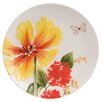"<strong>Fitz and Floyd</strong> Flower Market 9"" Salad Plate"