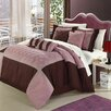 <strong>Quincy Rose 12 Piece Comforter Set</strong> by Chic Home