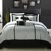<strong>Chic Home</strong> Dorchester 12 Piece Comforter Set