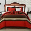 Chic Home Diamante 8 Piece Comforter Set