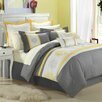 <strong>Chic Home</strong> Beijing 8 Piece Comforter Set