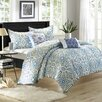 Chic Home Essence 5 Piece Comforter Set