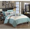 Chic Home Duke 10 Piece Bed in a Bag Set