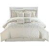 Chic Home Vermont 8 Piece Comforter Set