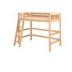 Camaflexi Twin High Loft Bed