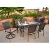 <strong>Home Loft Concept</strong> 7 Piece Patio Dining Set