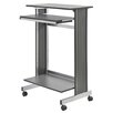 "Buddy Products Euroflex Standup 29.5"" W x 19.63"" D Computer Table"
