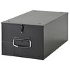 Buddy Products 1-Drawer Stacking File Vault