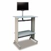 "Buddy Products 29""W x 20""D Stand-Up Workstation"