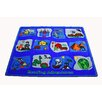 Kids World Rugs Reading Adventures Area Rug