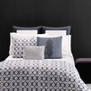 Vera Wang Shibori Diamond Bedding Collection
