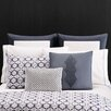 Vera Wang Shibori Diamond European Sham