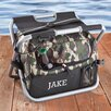 JDS Personalized Gifts Personalized Gift Deluxe Camouflage Sit and Sip Cooler