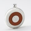 JDS Personalized Gifts Personalized Gift Oxford Round Flask