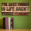 JDS Personalized Gifts Personalized Best Thing In Life Print on Wrapped Canvas