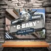 JDS Personalized Gifts Pub Print on Canvas