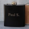 JDS Personalized Gifts Personalized Gift Flask
